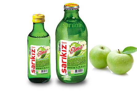 Apple Flavored Mineral Water